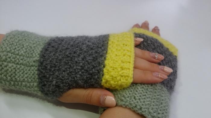 手作り手袋
