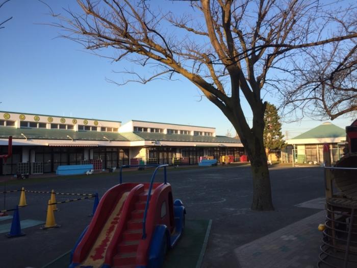 窪田さんの幼稚園